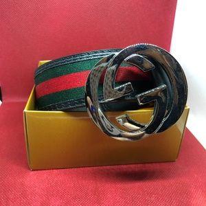 Men's Authentic Gucci Belt